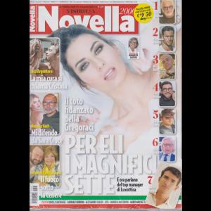 Novella 2000 + Visto - n. 46 - settimanale - 5 novembre 2020 - 2 riviste