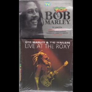 Gli speciali musicali di Sorrisi  - n. 17 - 6/11/2020 - Bob Marley - undicesima uscita - Live at the roxy - doppio cd + libretto inedito