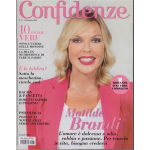 Confidenze - n. 47 - 10 novembre 2020 - settimanale