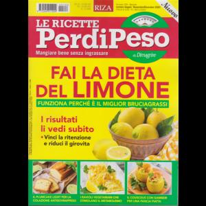 Abbonamento Le Ricette Perdipeso (cartaceo  mensile)
