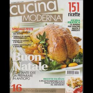 Cucina Moderna - n. 12 - dicembre 2020 - mensile - 151 ricette