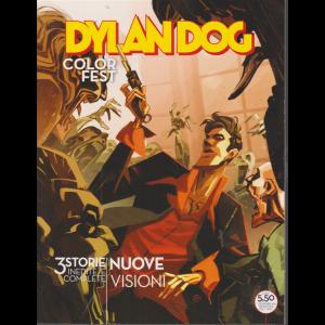 Dylan Dog Color Fest - I Figli del Wodoo - n. 35 - novembre 2020 - trimestrale -