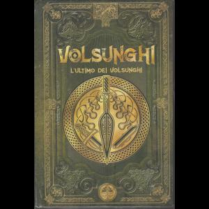 Mitologia Nordica - Volsunghi - L'ultimo dei Volsunghi - n. 56 - settimanale - 6/11/2020 - copertina rigida