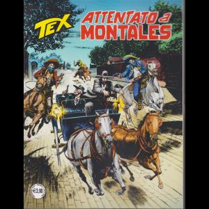 Tex - Attentato a Montales - n. 721 - mensile - novembre 2020