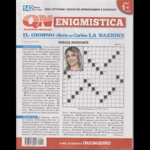 Enigmistica - n. 142 - settimanale - 16/11/2020
