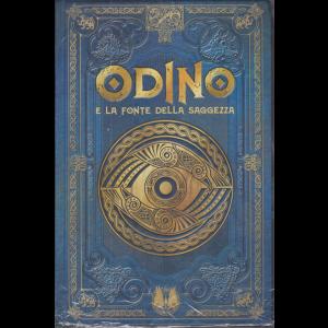 Mitologia Nordica - Odino e la fonte della saggezza - n. 6 - settimanale - 6/11/2020 - copertina rigida