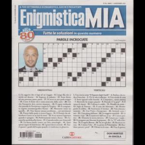 Enigmistica Mia - n. 46 - settimanale - 16 novembre 2020