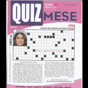 Domenica Quiz Mese - mensile n. 11 Novembre 2020