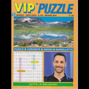 Vip Puzzle - n. 324 - mensile - maggio 2019 -