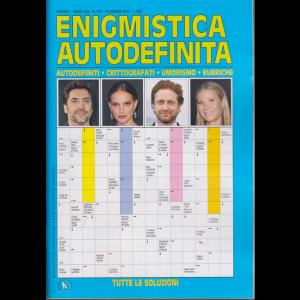 Enigmistica Autodefinita - n. 370 - mensile - dicembre 2020