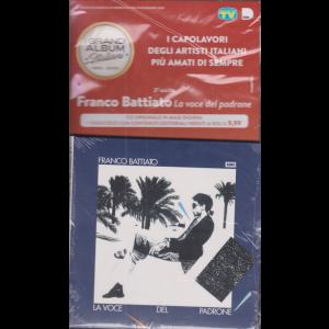 I grandi album italiani 1970-2000 - terza uscita - Franco Battiato - La voce del padrone - n. 122 - ottobre 2020