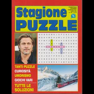 Stagione Puzzle - n. 100 - trimestrale - dicembre - febbraio 2021