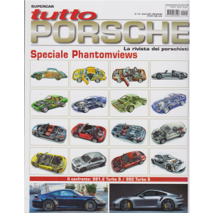 Tutto Porsche - n. 113 - bimestrale - 30 ottobre 2020