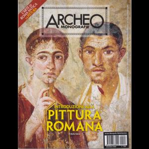 Archeo Monografie - n. 6 - Introduzione alla pittura romana - dicembre 2020 -