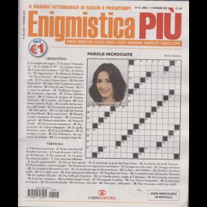 Enigmistica Piu' - n. 46 - 17 novembre 2020 - settimanale