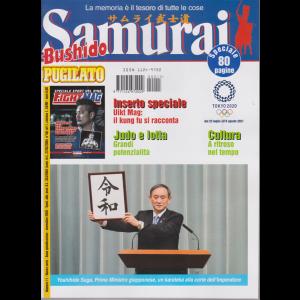 Samurai - Bushido - Pugilato - n. 11 - novembre 2020 - 80 pagine