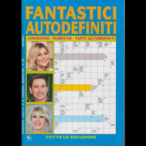 Fantastici  Autodefiniti - n. 78 - bimestrale - dicembre - gennaio 2021 -