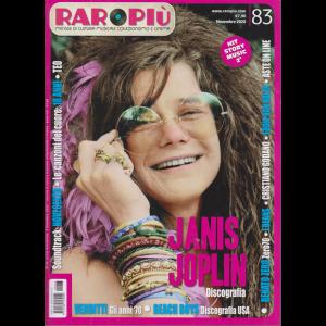 Raropiu' - Janis Joplin - n. 83 - novembre 2020 - mensile