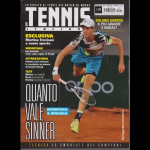 Il tennis Italiano - n. 11 - novembre 2020 - mensile