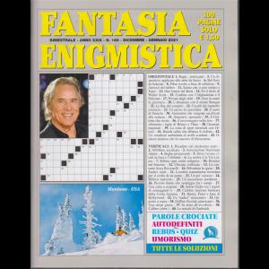 Fantasia Enigmistica - n. 168 - bimestrale - dicembre - gennaio 2020 - 100 pagine