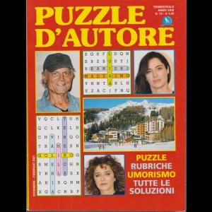Puzzle D'autore - n. 73 - trimestrale - dicembre - febbraio 2021