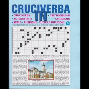 Cruciverba In - n. 64 - trimestrale - dicembre - febbraio 2020