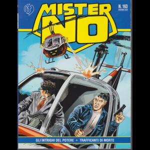 Mister No - n. 163 - novembre 2020 - mensile