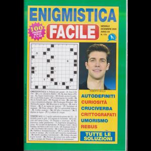 Enigmistica Facile - n. 174 - mensile - dicembre 2020 - 100 pagine