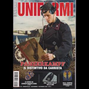 Uniformi - n. 40 - bimestrale - novembre - dicembre 2020