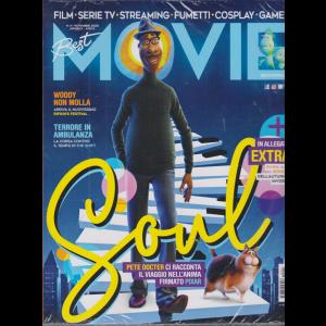 Best Movie + Movie extra - n. 11 - novembre 2020 - mensile - 2 riviste