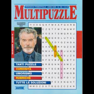Multi Puzzle - n. 105 - trimestrale - dicembre - febbraio 2020 -