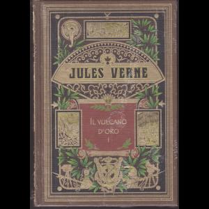 """Jules Verne vol. 59 """" Il vulcano d'oro I° """" by RBA Italia"""
