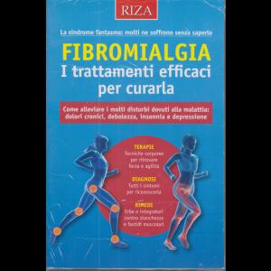 Riza Scienze - n. 375 -Fibromialgia. I trattamenti efficaci per curarla -  novembre - dicembre 2020