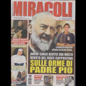 Miracoli e  Misteri - n. 26 - settimanale - 7 novembre 2020