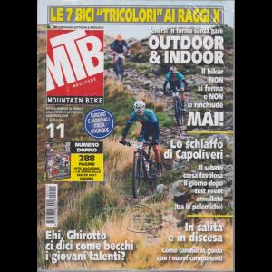 Mtb Magazine - n. 11 - mensile - novembre 2020 - + La guida alle scelte 2021 - 2 riviste
