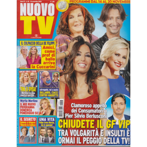 Nuovo Tv - n. 46 - 16 novembre 2020 - settimanale