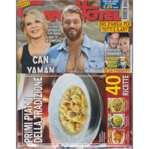 Grand Hotel + il libro di cucina Primi piatti della tradizione - n. 46 - settimanale - 6 novembre 2020