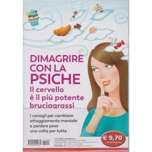 Le ricette Perdipeso - n. 109 - Dimagrire con la psiche - novembre - dicembre 2020 -
