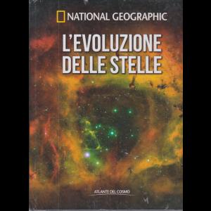 National Geographic - L'evoluzione delle stelle - n. 4 - settimanale - 6/11/2020 - copertina rigida