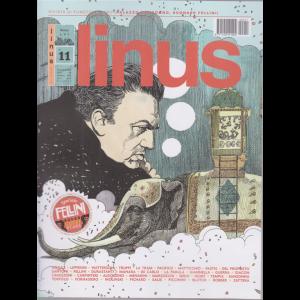 Linus - n. 11 - mensile - novembre 2020