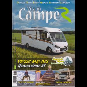 Vita In Camper - n. 131 - novembre - dicembre 2020 - bimestrale