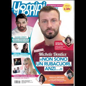 Uomini  e Donne Magazine - Settimanale n. 29 - 13 Novembre 2020