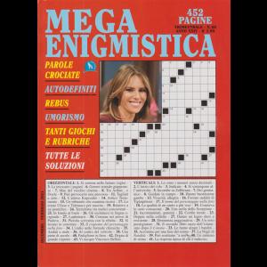 Mega Enigmistica - n. 66 - dicembre - febbraio 2021 - trimestrale - 452 pagine