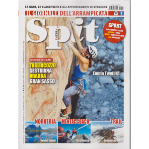Spit - n. 21 - bimestrale - novembre - dicembre 2020
