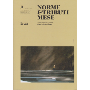 Norme & Tributi mese - n. 11 - mensile - novembre 2020