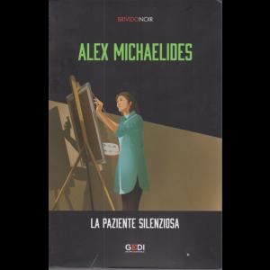 Brivido Noir -Alex Michaelides - La paziente silenziosa - n. 24 - settimanale - 12/11/2020 -