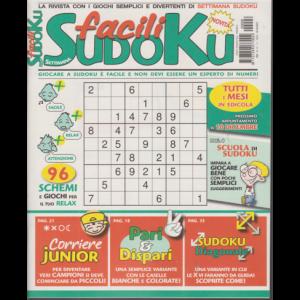 Abbonamento Facili Sudoku (cartaceo  mensile)