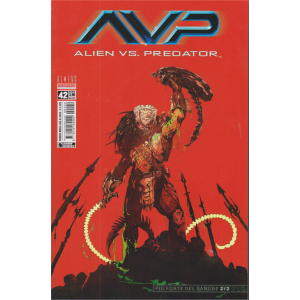 Aliens Saldacomics - n. 42 - Più forte del sangue 2/2 - mensile - 12/11/2020 -