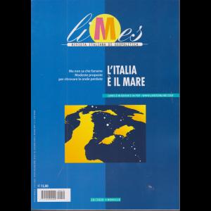 Limes - L'italia è il mare - n. 10/2020 - mensile