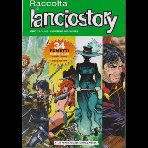 Raccolta di Lanciostory - n. 613 - 7 novembre 2020 - mensile - 34 fumetti